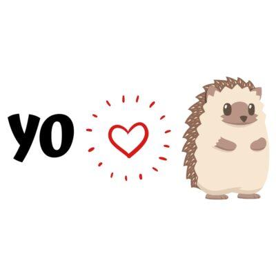 Yo amo mi 🦔